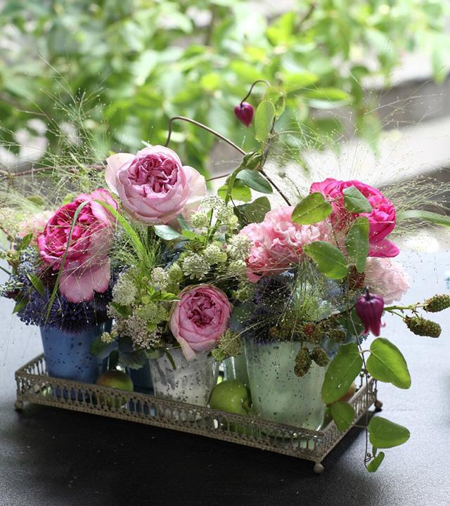 Apéritif floral